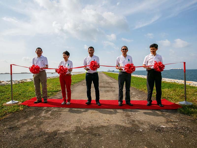 Semakau-Landfill-phase-2-ribbon-cutting