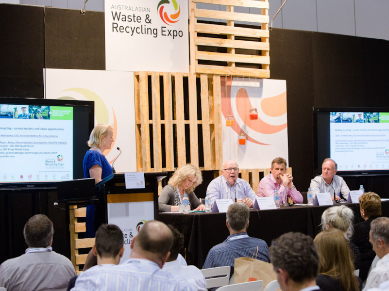 AWRE 2015 Australasian Waste & Recycling Expo