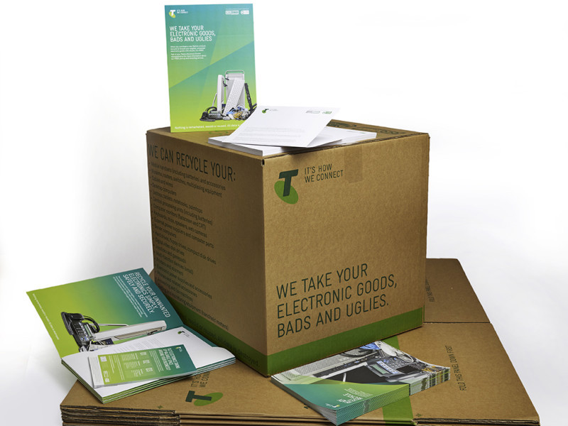Telstra launches eCycle e-easte recycling service to SMEs