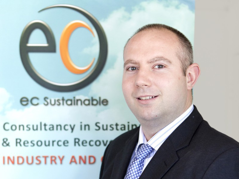 Kevin Morgan, Managing Director - EC Sustainable