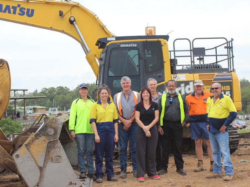 Bundaberg RC Waste & Recycling Team
