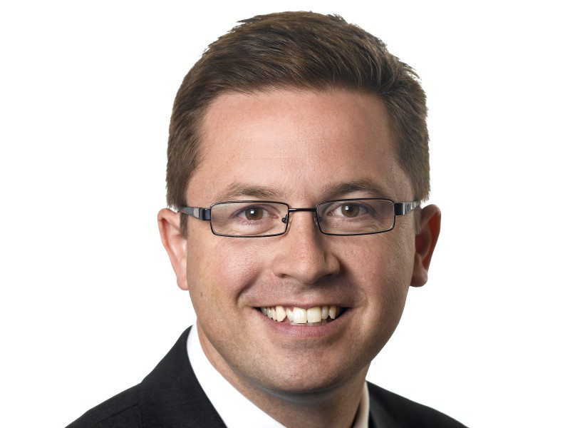 Anthony Carbines, VIC Parliamentary Secretary for Environment