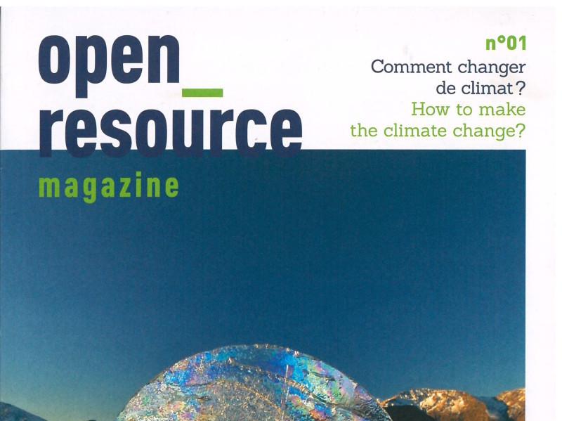 SUEZ open_resource magazine cover