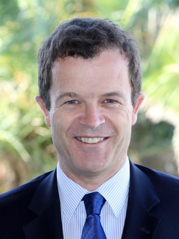 Environment minister Mark Speakman