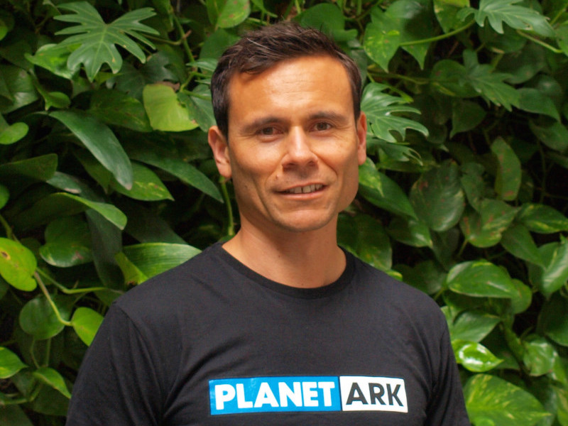 Planet Ark's Ryan Collins