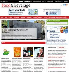 FoodBev_Website