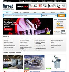 Ferret_Website