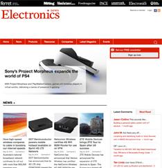 ElectronicNews_Website