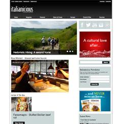 Italianicious_Website