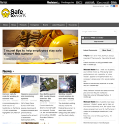 SafetoWork_Website