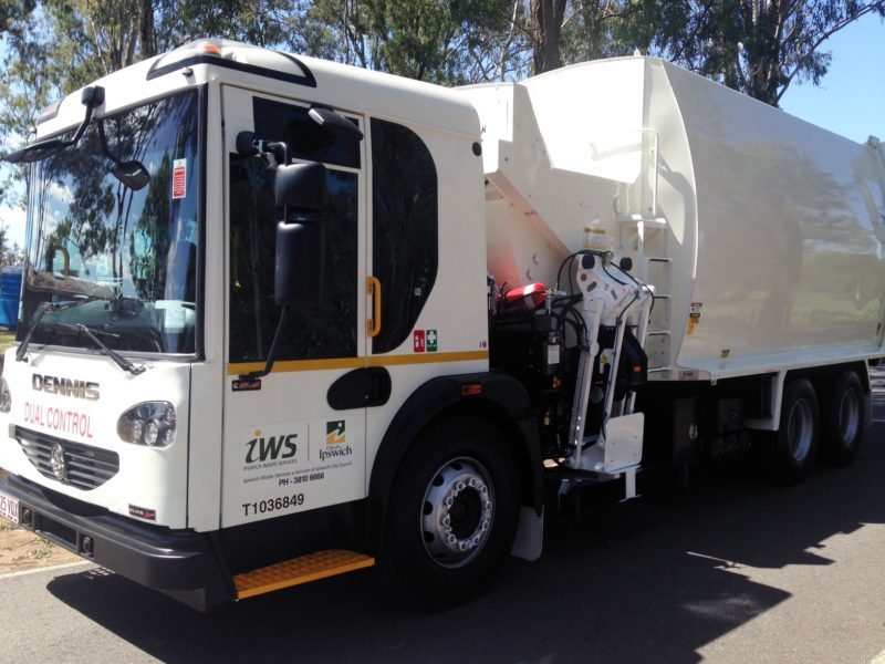 QLD council safety focus in waste fleet upgrade