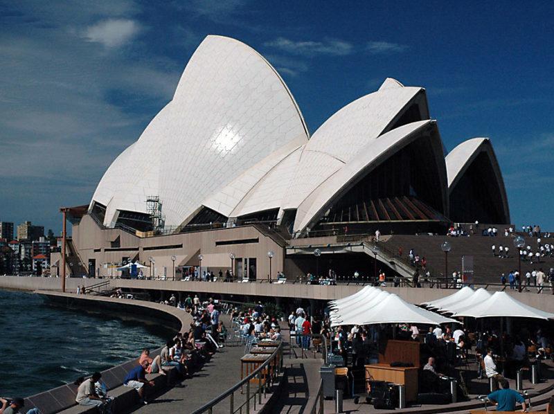 Towards a greener Sydney Opera House