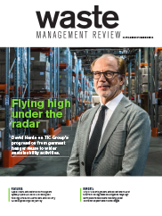 Issue 8 Waste Management Review cover