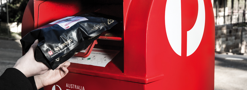 Australia Post is embracing and implementing and facilitating a wide range of product stewardship and recycling initiatives