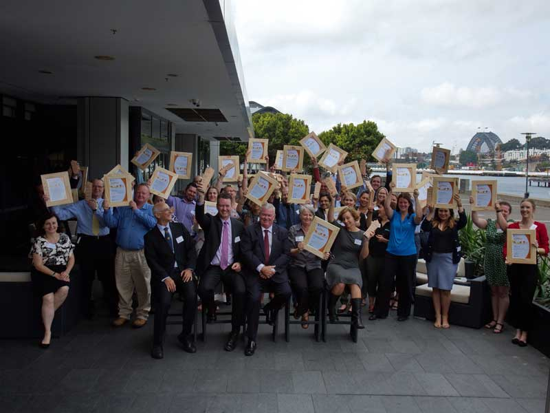 LGNSW Awards recognise state waste projects