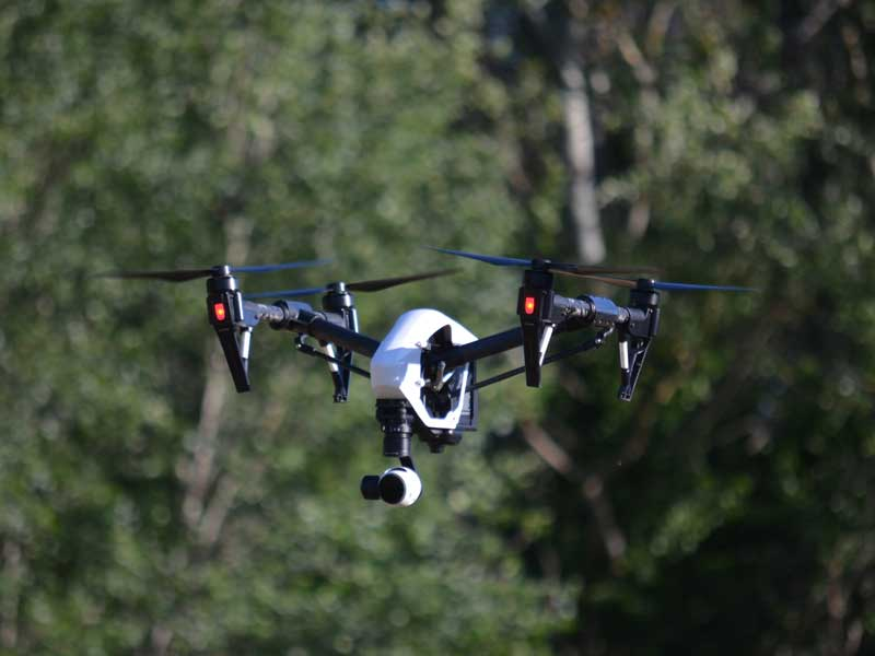 EPA Victoria is using drones to check for illegal dumping