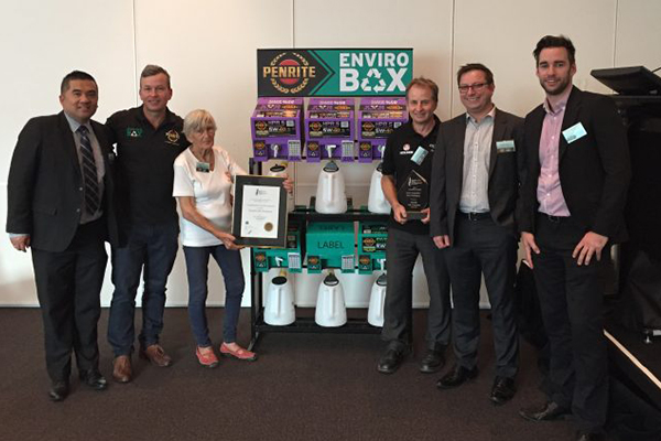 Cleanaway to recycle new Penrite product