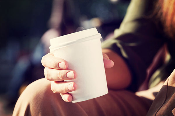 """Calls for recycling """"latte levy"""" in the UK"""