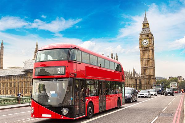 Londra trasporti - Come muoversi a Londra