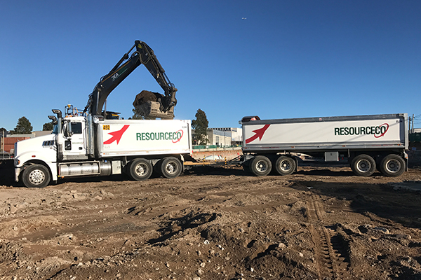 ResourceCo Material Solutions takes part in WestConnex