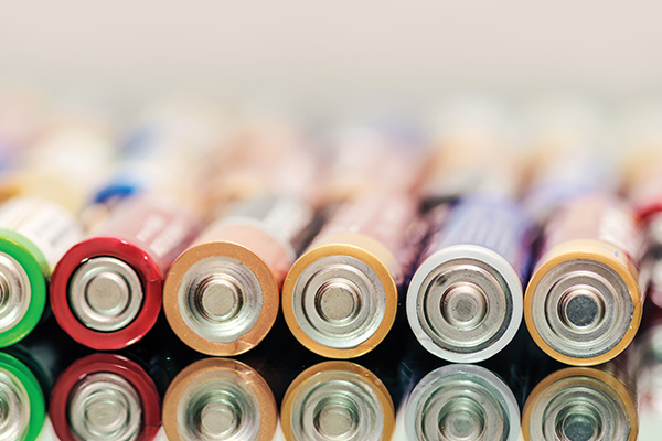 CMA Ecocycle's battery recycling program