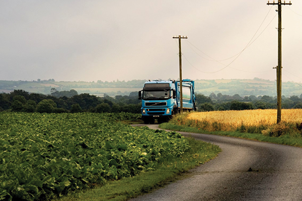 AMCS Group helps route optimisation