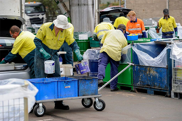 Western Sydney Councils release four year plan for waste