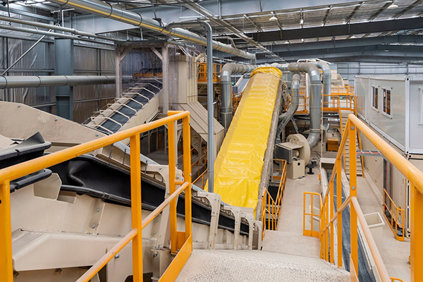 ResourceCo and Cleanaway open Wetherill Park PEF plant