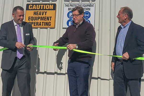 Dubbo Regional Council opens new organics processing plant
