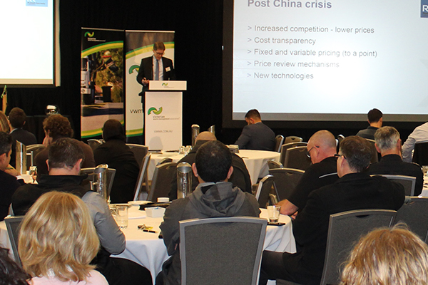 This year's Victorian Waste Management Association State Conference addressed all the key issues impacting the state's waste and resource recovery sector, including changes to the EP Act and the government's stockpiling taskforce.