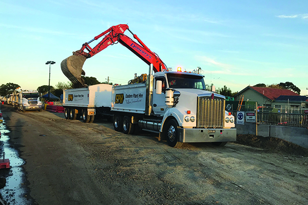 Repurpose It, Eastern Plant Hire and the North Eastern Program Alliance team up
