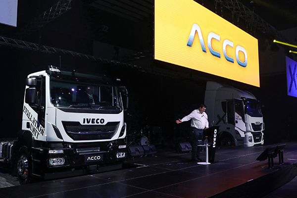 IVECO previews next generation Euro 6 ACCO