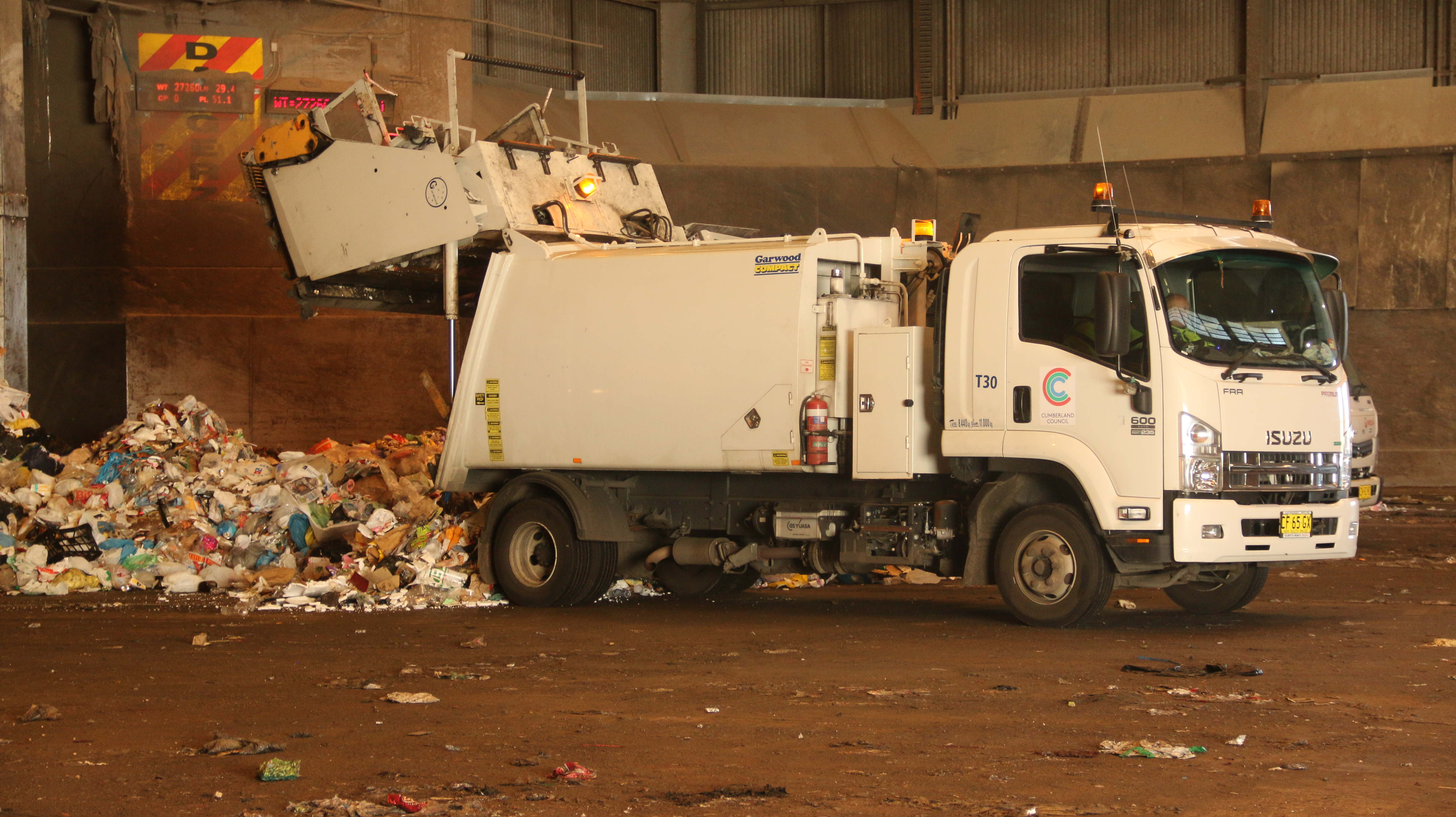 WMR visits Sydney resource recovery sites
