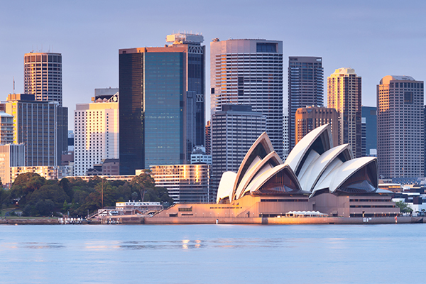 Sydney ranked as Australia's most sustainable city