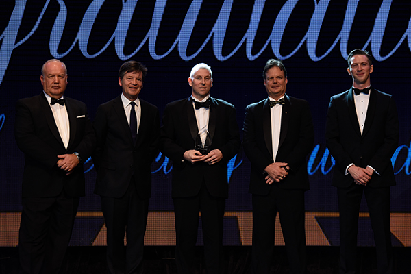 Australian Freight Industry Awards recognises Alex Fraser