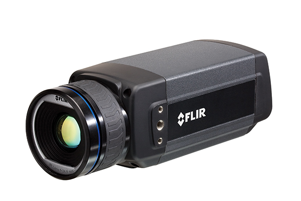 FLIR's A315/A615 thermal imaging cameras