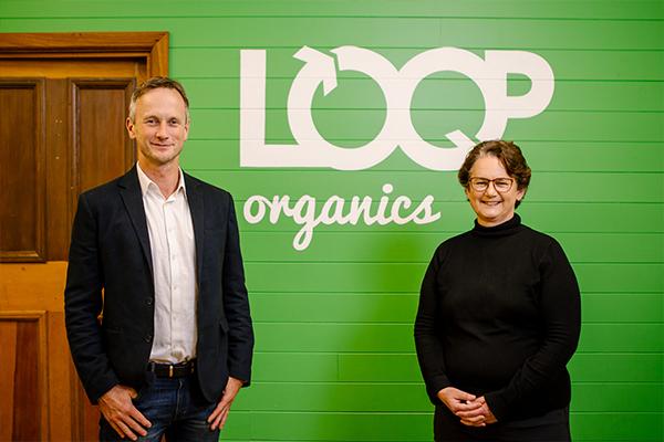Regenerating land through Loop Organics