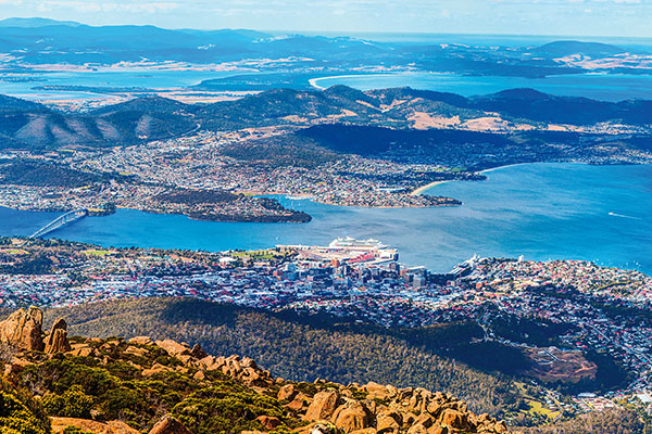 Apple isle processing: City of Hobart's waste strategy