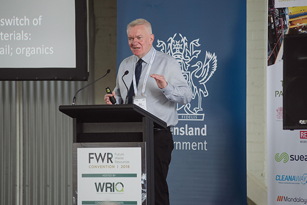 Thought leadership in QLD: Future Waste Resources Forum 2018