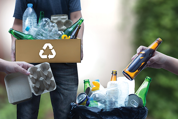 Victorian councils forced to landfill recyclable waste