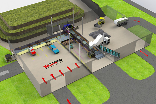 City of Mandurah installs hydraulically driven floor