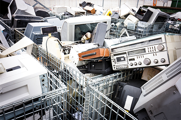 New think-tank launches to combat E-waste