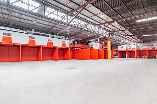 BINGO unveils West Melbourne Resource Recovery Centre