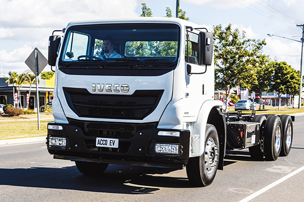 Superior Pak partners with SEA-Electric and IVECO