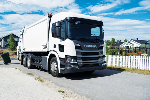 Scania P-series