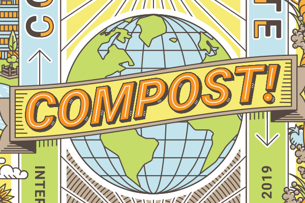 International Compost Awareness Week kicks off in May