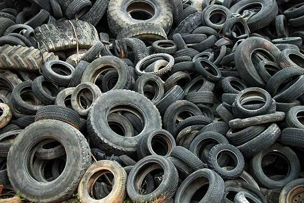 Tyre Stewardship invests in crumb rubber concrete
