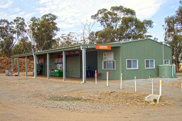Modern region: Coolamon Shire Council