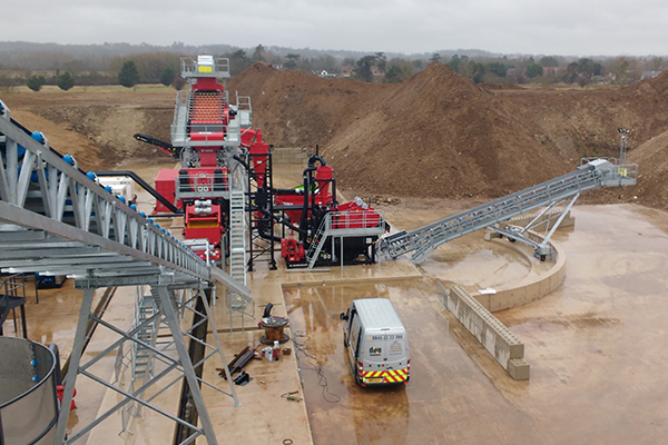 Terex Washing Systems expands into Aust market