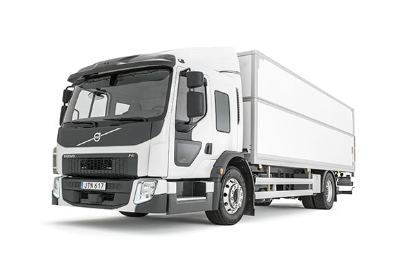 Volvo releases new low entry cab